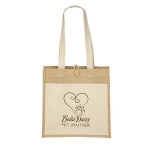 Izzy™ Tote Bag (Screen Print)